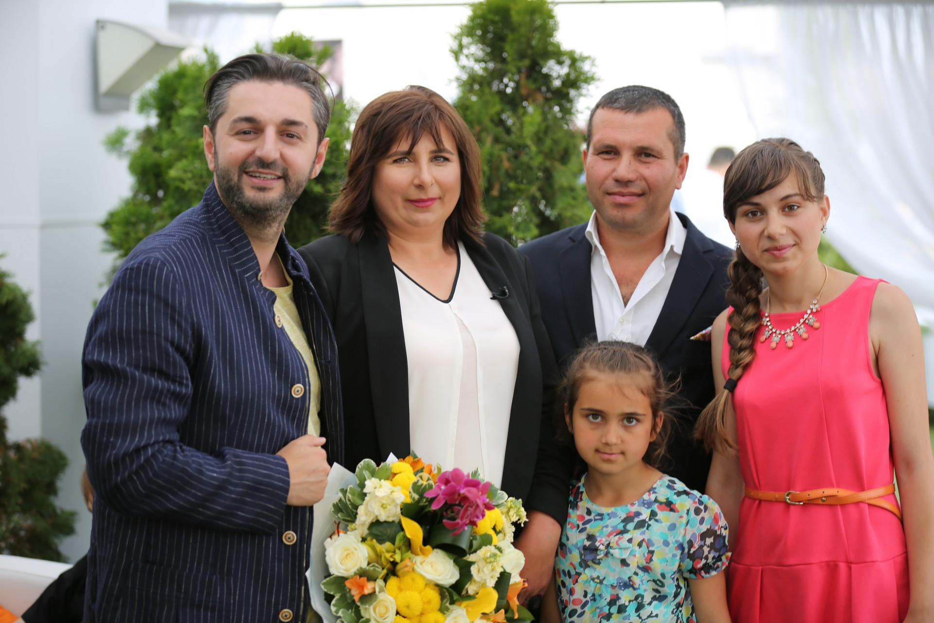 Răsfăț pentru o gospodină din satul Feștelița